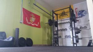 Physiqz Gym Squat Rack
