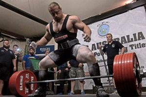 8 Week Powerlifting Program