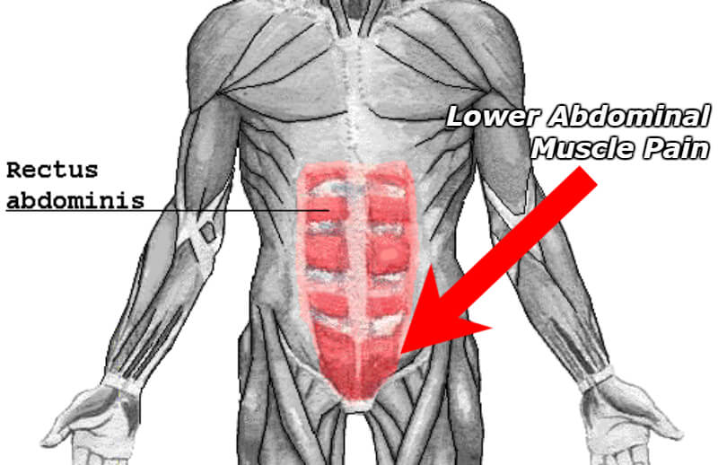 What Does A Pulled Lower Abdominal Muscle Feel Like Symptoms List