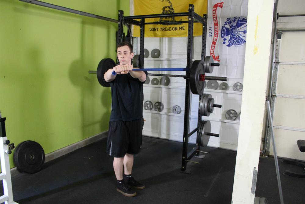 Resistance Band Trunk Rotation Exercise