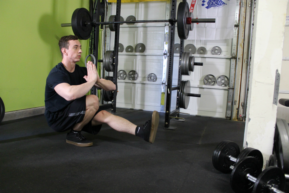 Squats Before And After Sports Hernia Injury: ...