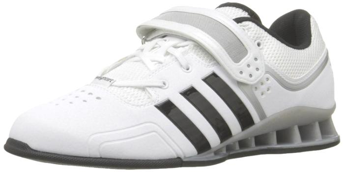 Adidas AdiPower weightlifting shoes, also used for powerlifting